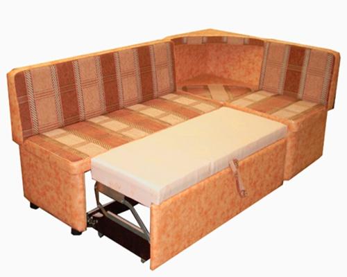 Купить угловой, или прямой диван на кухню