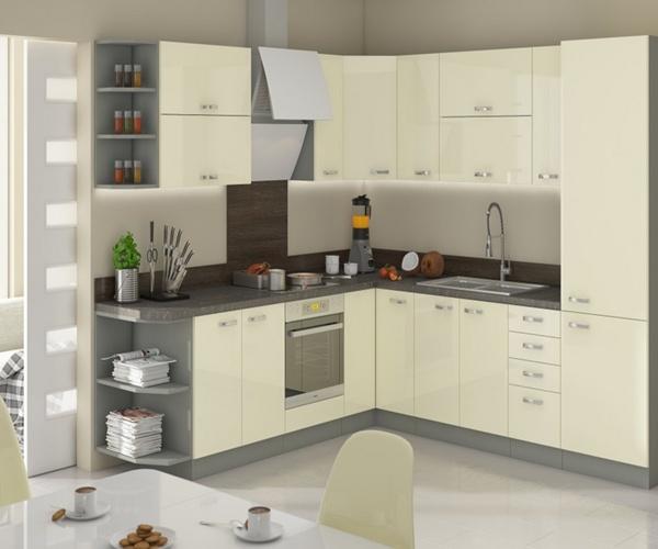 Купить мебель недорого угловую кухню