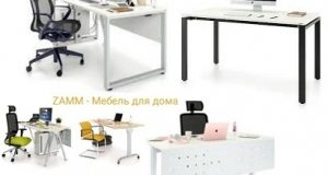 4 модели столов